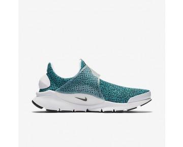 Chaussure Nike Sock Dart Qs Pour Homme Lifestyle Vert Turbo/Blanc/Noir_NO. 942198-300