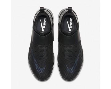 Chaussure Nike Lab Air Zoom Strong Pour Femme Fitness Et Training Noir/Bleu Ciel Foncé_NO. 876134-001