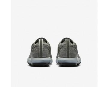Chaussure Nike Lab Free Transform Flyknit Pour Femme Fitness Et Training Charbon De Bois Clair/Noir/Gris Loup/Charbon De Bois Clair_NO. 878552-002