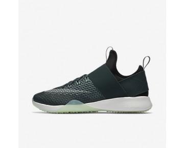 Chaussure Nike Air Zoom Strong Pour Femme Fitness Et Training Algue/Noir/Vert Phosphorescent/Blanc Sommet_NO. 843975-300