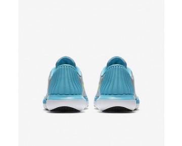 Chaussure Nike Flex Supreme Tr 5 Pour Femme Fitness Et Training Gris Loup/Bleu Chlorine/Bleu Photo/Vert Ombre_NO. 852467-005