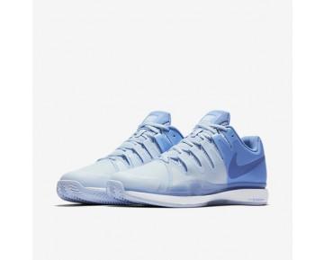 Chaussure Nike Court Zoom Vapor 9.5 Tour Clay Pour Femme Tennis Bleu Glacé/Bleu Université/Blanc/Bleu Comète_NO. 649087-402