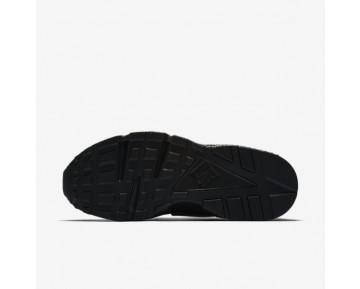 Chaussure Nike Air Huarache Pour Homme Lifestyle Noir/Noir/Gris Foncé_NO. 318429-041