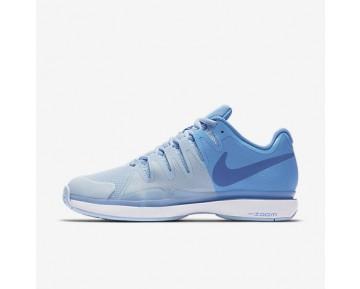 Chaussure Nike Court Zoom Vapor 9.5 Tour Pour Femme Tennis Bleu Glacé/Bleu Université/Blanc/Bleu Comète_NO. 631475-401