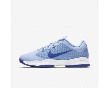 Chaussure Nike Court Air Zoom Ultra Pour Femme Tennis Bleu Glacé/Bleu Université/Blanc/Bleu Comète_NO. 845046-401
