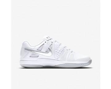 Chaussure Nike Air Vapor Advantage Clay Pour Femme Tennis Blanc/Platine Pur/Argent Métallique_NO. 819661-100