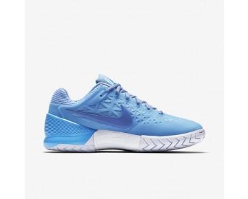 Chaussure Nike Court Zoom Cage 2 Clay Pour Femme Tennis Bleu Glacé/Bleu Université/Blanc/Bleu Comète_NO. 844963-402