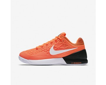 Chaussure Nike Court Zoom Cage 2 Clay Pour Femme Tennis Aigre/Noir/Blanc_NO. 844963-800