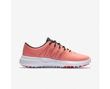 Chaussure Nike Lunar Empress 2 Pour Femme Golf Rouge Lave Brillant/Blanc/Noir_NO. 819040-600