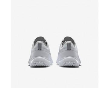 Chaussure Nike Fi Impact 2 Pour Femme Golf Blanc/Platine Pur/Cramoisi Brillant/Argent Métallique_NO. 776093-100