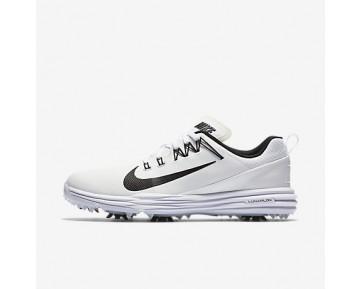 Chaussure Nike Lunar Command 2 Pour Femme Golf Blanc/Blanc/Noir_NO. 880120-100