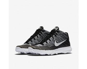 Chaussure Nike Noir/Blanc Pour Femme Golf Noir/Blanc_NO. 819006-001