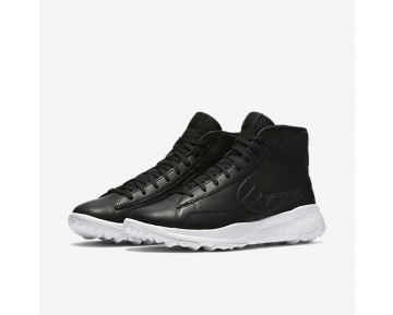 Chaussure Nike Blazer Pour Femme Golf Noir/Blanc/Noir_NO. 818730-001