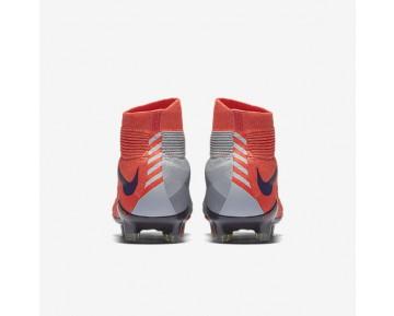 Chaussure Nike Hypervenom Phantom 3 Df Fg Pour Femme Football Gris Loup/Orange Max/Melon Brillant/Violet Dynastie_NO. 881545-058