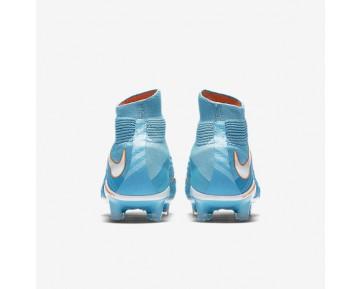 Chaussure Nike Hypervenom Phantom 3 Df Fg Pour Femme Football Bleu Polarisé/Bleu Chlorine/Aigre/Blanc_NO. 881545-414
