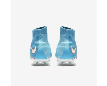 Chaussure Nike Hypervenom Phatal 3 Df Fg Pour Femme Football Bleu Polarisé/Bleu Chlorine/Aigre/Blanc_NO. 881546-414