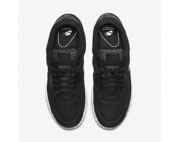 Chaussure Nike Air Max 90 Ultra 2.0 Breathe Pour Homme Lifestyle Noir/Blanc Sommet/Noir_NO. 898010-001