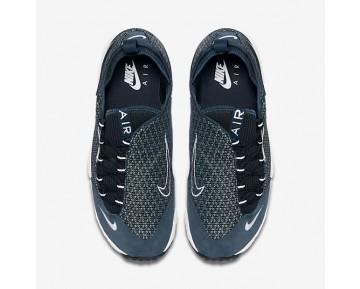 Chaussure Nike Air Footscape Nm Jacquard Pour Homme Lifestyle Bleu Calme/Marine Arsenal/Noir/Blanc_NO. 898007-400