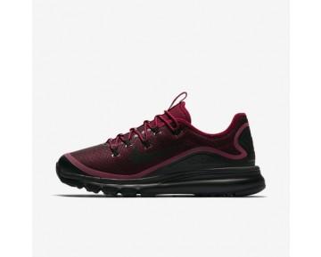 Chaussure Nike Air Max More Pour Homme Lifestyle Rouge Équipe/Rouge Université/Noir/Noir_NO. 898013-600