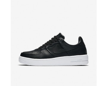 Chaussure Nike Air Force 1 Ultraforce Leather Pour Homme Lifestyle Noir/Blanc/Noir_NO. 845052-001