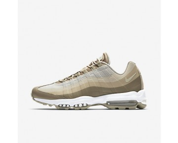 Chaussure Nike Air Max 95 Ultra Essential Pour Homme Lifestyle Kaki/Flocons D'Avoine/Lin/Flocons D'Avoine_NO. 857910-200