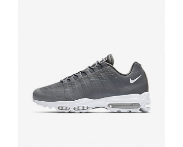 Chaussure Nike Air Max 95 Ultra Essential Pour Homme Lifestyle Gris Froid/Blanc/Blanc_NO. 857910-007