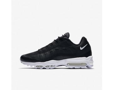 Chaussure Nike Air Max 95 Ultra Essential Pour Homme Lifestyle Noir/Blanc/Blanc_NO. 857910-006