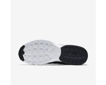 Chaussure Nike Air Max Invigor Pour Homme Lifestyle Noir/Blanc_NO. 749680-010