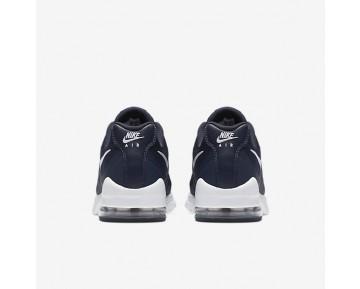 Chaussure Nike Air Max Invigor Pour Homme Lifestyle Bleu Nuit Marine/Blanc_NO. 749680-414