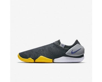 Chaussure Nike Aqua Sock 360 Pour Homme Lifestyle Gris Foncé/Jaune Tour/Gris Loup/Blanc_NO. 885105-002