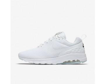 Chaussure Nike Air Max Motion Low Pour Homme Lifestyle Blanc/Noir/Blanc_NO. 833260-110