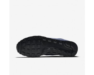 watch 9f17b 38994 Chaussure Nike Md Runner 2 Breathe Pour Homme Lifestyle Bleu Nuit  Marine Bleu Industriel