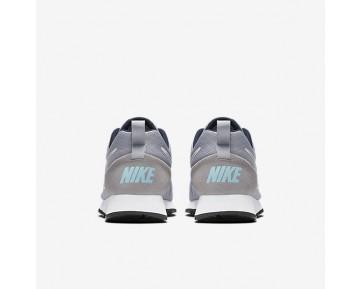 Chaussure Nike Md Runner 2 Breathe Pour Homme Lifestyle Gris Loup/Marine Arsenal/Bleu Calme/Gris Loup_NO. 902815-001