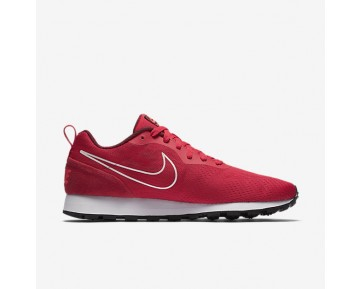 Chaussure Nike Md Runner 2 Breathe Pour Homme Lifestyle Rouge Université/Rouge Équipe/Cramoisi Brillant/Rouge Université_NO. 902815-600