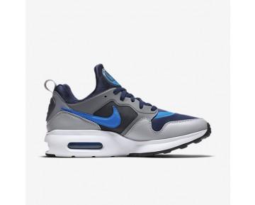 Chaussure Nike Air Max Prime Pour Homme Lifestyle Bleu Nuit Marine/Gris Froid/Gris Loup/Bleu Photo_NO. 876068-400