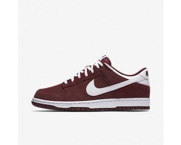 Chaussure Nike Dunk Low Pour Homme Lifestyle Rouge Équipe/Blanc_NO. 904234-600