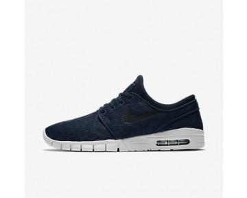 Chaussure Nike Sb Stefan Janoski Max Pour Homme Lifestyle Obsidienne/Platine Pur/Noir_NO. 631303-404
