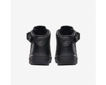 Chaussure Nike Air Force 1 Mid 07 Pour Homme Lifestyle Noir/Noir/Noir_NO. 315123-001