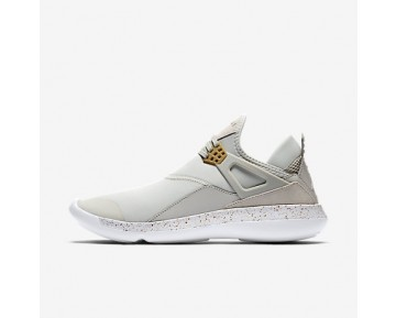 Chaussure Nike Jordan Fly '89 Pour Homme Lifestyle Beige Clair/Blanc/Infrarouge 23/Or Métallique_NO. 940267-022