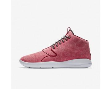 Chaussure Nike Jordan Eclipse Chukka Pour Homme Lifestyle Rouge Sportif/Blanc/Noir_NO. 881453-600