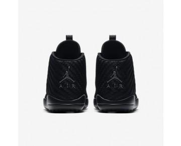 Chaussure Nike Jordan Eclipse Chukka Pour Homme Lifestyle Noir/Gris Froid_NO. 881453-004
