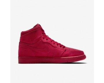 Chaussure Nike Air Jordan I Retro High Pour Homme Lifestyle Rouge Sportif/Rouge Sportif_NO. 332550-603