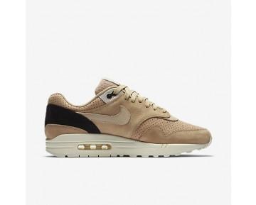 Chaussure Nike Lab Air Max 1 Pinnacle Pour Homme Lifestyle Champignon/Beige Bio/Beige Clair/Flocons D'Avoine_NO. 859554-200