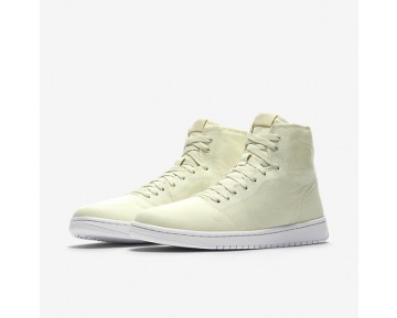 Chaussure Nike Air Jordan 1 Retro High Decon Pour Homme Lifestyle Naturel/Blanc/Naturel_NO. 867338-100