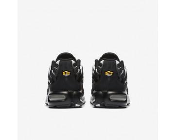 Chaussure Nike Lab Air Max Plus Pour Homme Lifestyle Noir/Rouge Salsa/Voile_NO. 898018-001