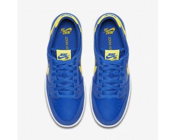 Chaussure Nike Sb Dunk Low Pro Pour Homme Lifestyle Royal Éclatant/Blanc/Gomme Marron Clair/Éclair_NO. 854866-471
