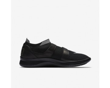 Chaussure Nike Lab Air Sock Racer Ultra Flyknit Pour Homme Lifestyle Noir/Noir/Voile_NO. 904580-001