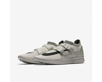 Chaussure Nike Lab Air Sock Racer Ultra Flyknit Pour Homme Lifestyle Gris Pâle/Gris Pâle/Noir_NO. 904580-002