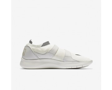 Chaussure Nike Lab Air Sock Racer Ultra Flyknit Pour Homme Lifestyle Voile/Voile/Noir_NO. 904580-100