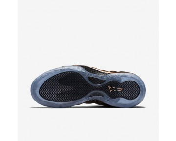 Chaussure Nike Air Foamposite One Pour Homme Lifestyle Noir/Noir/Cuivre Métallique_NO. 314996-007